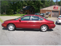 1997 Ford Taurus Used 109000 miles Sedan 6 Cyl Red Auto 4 Doors  180000 814-467-9643