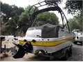 2004 240 Platinum Splendor Catamaran hull POWER Boat 24 foot inout 170 hours immaculate LOAD