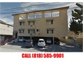 Large two bedroom one bath apartment in the city of Tujunga CaliforniaStove included Laminat