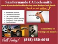 818 650 4618 Are you looking for a Locksmith in the San Fernando area Are you looking for a profess