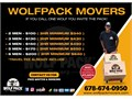 We specialize in local household moving commercial and office moves packing l