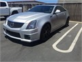 Selling my mint condition 2013 Cadillac ctsv Silver Frost Edition VERY RARECar is 21 of 100 m