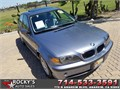 2005 BMW 325 i Used 112656 miles Dealer Sedan 4 Cyl Blue Gray Excellent cond Auto 2WD 4 D
