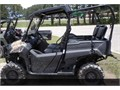 ATV - 2014 Honda 700-4 Side-by-Side Used with winch hard top front and rear bumpers windshield