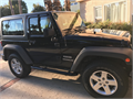 Excellent condition inside and out Black on black 2 door wrangler sport