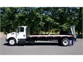 2007 INTERNATIONAL 4300 DT466 6 CYL DIESEL 210 HP POWER STEERING AIR BRAKES AIR CONDITIONING