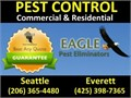 SeattleEverett Pest and Rodent Control Services by Eagle Pest Eliminators Eagle Pest Eliminators i