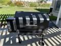 Big Jim Bowie Green Mountain Pellet GrillSmoker WIFI model little use like nu steel shelf gril