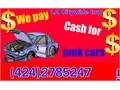 Cotizacin Rpida por tu carro Junk 424278-5247