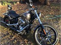 2015 Harley Davidson Softail Breakout like new 1850 miles and never been down Two Harley Davidson