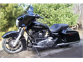 2010 Harley Davidson Stree glide Black ex cond 6 speed 4400 mi  runs and drives perfect This bik