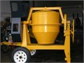 9 cu ft steel drum 13 hp key start or recoil startlow oil shut down over heat protection pintle