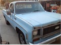 Cheyenne Ck20 runs and drives Factory ac original paint new carburetor plugs and wires complet