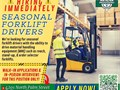 HIRING IMMEDIATELY Were looking for seasonal forklift drivers to join the Houdini team ASAP App