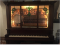 Fully restored Melville Clark Orchestrion Electric player Piano with xylophone drum triangle blo