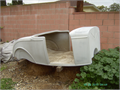 1932 FORD MOLDS HI-BOY ROADSTER MOLDS TO MAKE FIBERGLASS BODIES WITH PIC OF BODY FROM MOLDS 35