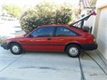 Classic 1988 Honda Accord DX Hatchback Automatic  One-owner car  Approx 180K m