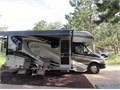 Excellent condition inside and out Rarely used RV with mercedes benz workhorse chasis and very low