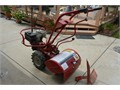 Troy Bilt Pony 7 HP Rototiller with Hiller Furrower Briggs and Stratton 7 hp engine Model 12068 PT