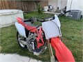 2006 Honda crf 450r single owner Bought at Berts mega mall in Azusa on 022008 excellent conditio