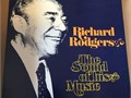 Un-opened copy of Richard Rodgers The Sound of His Music new