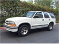 2000 CHEVY BLAZER S10 Clean Carfax We Finance Any Credit No Matter How Bad It Isextended War