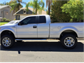 2013 Ford F150 Extended factory warranty included New 5 suspension lift Wheels  tires Lots of