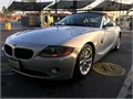 I am selling my FANTASTIC 2003 BMW Z4 25 CLEAN TITLE 6500 Firm 90k Miles Silver exterior blac