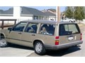 1992 Volvo 740 Wagon 740 TURBO GL Loaded 212000 Miles Every Under Hood Is New 310-980-4522 1 Ow