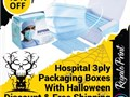 Packaging plays a significant part and hospital equipment requires all the more safe and secure pack