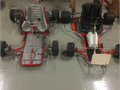 MARGAY 1970s Racing Karts 2 for 100000 will consider offers Karts have seen very little u