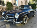 Selling for the FIRST TIME this absolute beautiful RESTORED1960 Mercedes Benz 190SLfrom 3nd OWNE