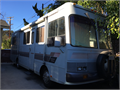1993 Kalahari Safari Diesel pusher  1050000 818-306-033430ft Class A 45k  runs great has a 65