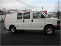 2005 Chevrolet Express Van 2500 34 ton  V-8  auto  ac  with  cabinets  103k  warranty 849500 814
