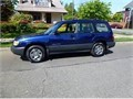 2001 SUBARU FORESTER 4CLY AUTOMATIC AWD 4WD RUNS GREAT DEPENDABLE great on snow and new brakes and w
