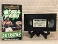 Muhammad Ali Meets Joe Frazier Thrilla In Manila Full Uncut Fight VHS In Excellent Condition