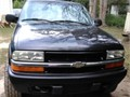 240272 mileage1998 Black BlazerRuns excellent New tires  Needs a stereo