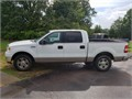 2005 Ford F150 Quad Cab Used 284706 miles Private Party Truck 8 Cyl White Beige Fair cond A