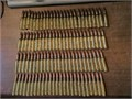 Rifle ammo 100 new Magtech 762x51 loose rounds 147 gr fmj brass case boxer