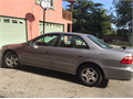 2000 Honda Accord EX V6 4-door Sedan Good condition outside and under the hood  One owner- regular