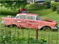 FOR SALE with Extras  1957 Chevrolet Bel Air  4 Door  READY TO RESTORE with 2 Running Motors and