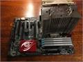 Gigabyte Z97-X gaming 5 motherboard ATX with Intel i7-4770 Quad-Core CPU Noctua CPU Cooler Corsair