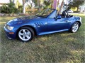 AWESOME 2000 BMW Z3 25 with about 100000 miles This is an accident FREE Z3 S