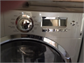 Electrolux Perfect Steam True Balance - Front Loading Washer and Gas Dryer Colors is Stainless Ste