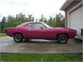 1972 Plymouth Cuda Restoration 360 Cu in 4 Barrel  Headers new exhaust Automatic Transmission