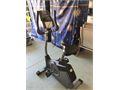 Like new stationary bike Barely used with heart rate sensor and multiple workout functions 100 62