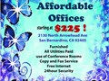 AFFORDABLE OFFICES IN SAN BERNARDINO  Call 951-453-6343Offices starting at 225 a month