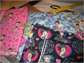 vintage Betty Boop 100 cotton fabric sold by the yard 36 x 36 500 310-645-9708