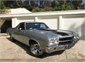 1970 Chevy El Camino Restored SS Clone V8 396 3 Speed Auto 12-Bolt Posi New Interior Straight P