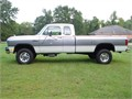 1993 Dodge W250 5speed Manual Transmission 4x4 Extended Cab with 178500 original milesTruck runs a
